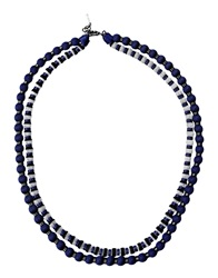 Missoni Necklaces Blue