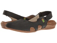 El Naturalista Wakataua N413 Black 2 Women's Shoes