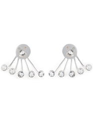 Ca And Lou 'Pixie' Stud Earrings Metallic