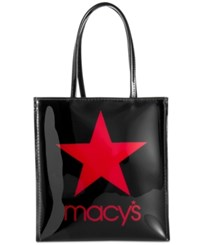 Macy's Mini Tote Only At Black
