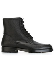 Mr. Hare 'Baldwin' Military Boots Black