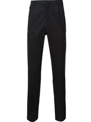 A.P.C. Tailored Trousers Black