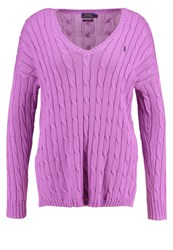 Polo Ralph Lauren Jumper Bright Lavender Purple