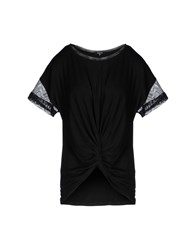 Michi Topwear T Shirts Black