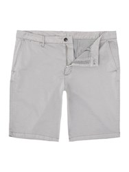Armani Jeans Men's Regular Fit Chino Shorts Grey