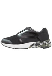 Alberto Guardiani Sport Wavy Trainers Black