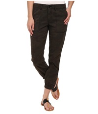 Sanctuary Peace Trooper Heritage Camo Women's Casual Pants Brown