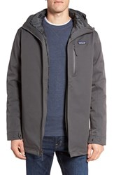 Patagonia Men's 'Tres' 3 In 1 Parka Forge Grey
