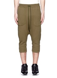 Nlst French Terry Sweatpants Green