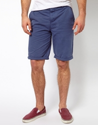 Asos Chino Shorts In Longer Length Vindigo