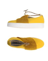 Barracuda Sneakers Yellow