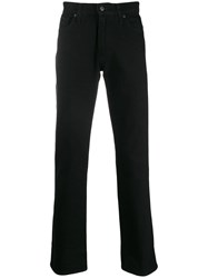 Levi's Made And Crafted Boot Cut Mid Rise Jeans Black