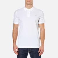 Gant Rugger Men's Original Pique Polo Shirt White