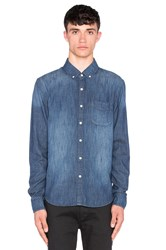 Joe's Jeans Slim Fit Denim Shirt Asher