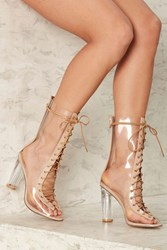 Clear Path Lace Up Boot 77576