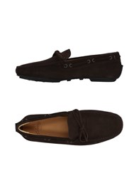 Arfango Loafers Dark Brown