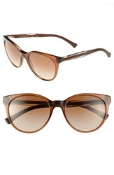 Emporio Armani Women's 55Mm Sunglasses