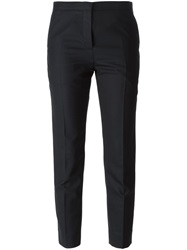 Marni Cropped Trousers Blue