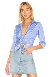 Frank And Eileen Button Down Blue