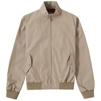 Fred Perry Reissues Made In England Harrington Jacket Neutrals