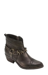 Summit Women's Amberlie Western Boot Bronze Leather