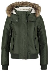Twintip Winter Jacket Dark Green Khaki