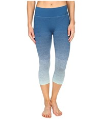 Brooks Streaker Capris Surf River Women's Capri