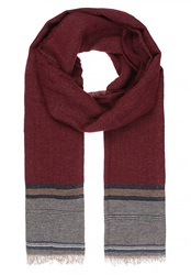 Marc O'polo Scarf Fudge Red