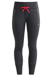 Champion Tracksuit Bottoms Charcoal Grey