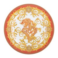 Versace Home 25Th Anniversary Asian Dream Plate Limited Edition