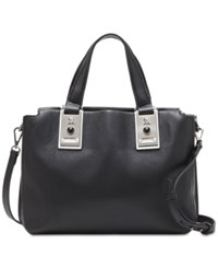 Vince Camuto Bitty Small Satchel Noir