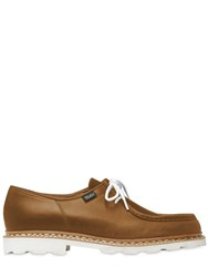 Paraboot Michael Leather Lace Up Shoes
