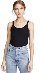 Nation Ltd. Ltd Rebecca Strappy Tank Black