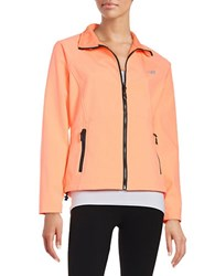 New Balance Soft Shell Jacket Cosmic Coral