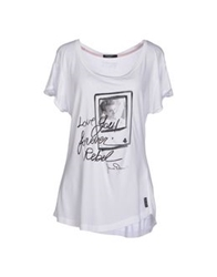 Fred Mello T Shirts White