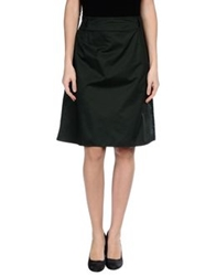 Sofie D'hoore Knee Length Skirts Cocoa