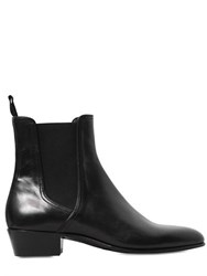 Louis Leeman 40Mm Leather Chelsea Ankle Boots