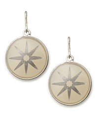 Alex And Ani Star Of Venus Necklace Charm Silver