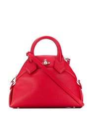 Vivienne Westwood Windsor Small Handbag Red