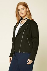Forever 21 Plus Size Moto Jacket