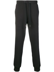 Versace Loose Track Trousers Black