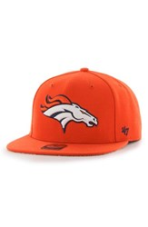 Men's 47 Brand 'Denver Broncos Fulton' Wool Blend Cap