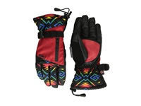Celtek Stella Gloves Mesa Sunrise Snowboard Gloves Red