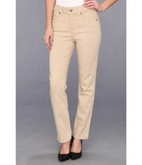 Miraclebody Jeans Sandra D. Ankle Jean Pebble Women's Jeans Beige