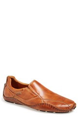 Pikolinos 'Fuencarral' Driving Shoe Men Brandy