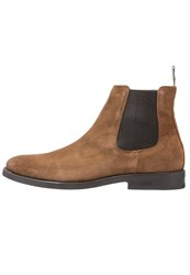 Gant Max Boots Tabacco Brown Cognac