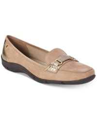 Karen Scott Jazmin Flats Only At Macy's Women's Shoes Taupe