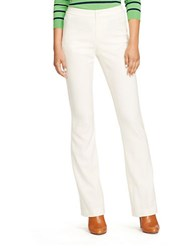 Lauren Ralph Lauren Petite Flared Stretch Wool Pants
