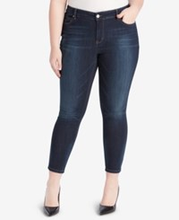 William Rast Plus Size Cropped Skinny Jeans Abigail