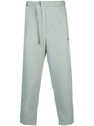 Oamc Tapered Belted Trousers 60